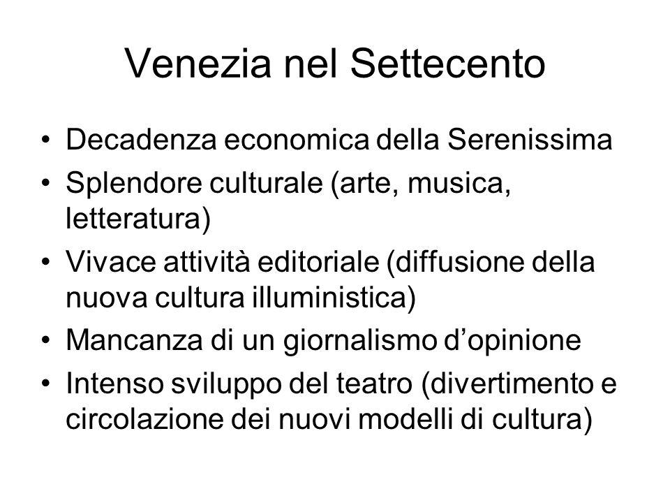 Venezia nel Settecento