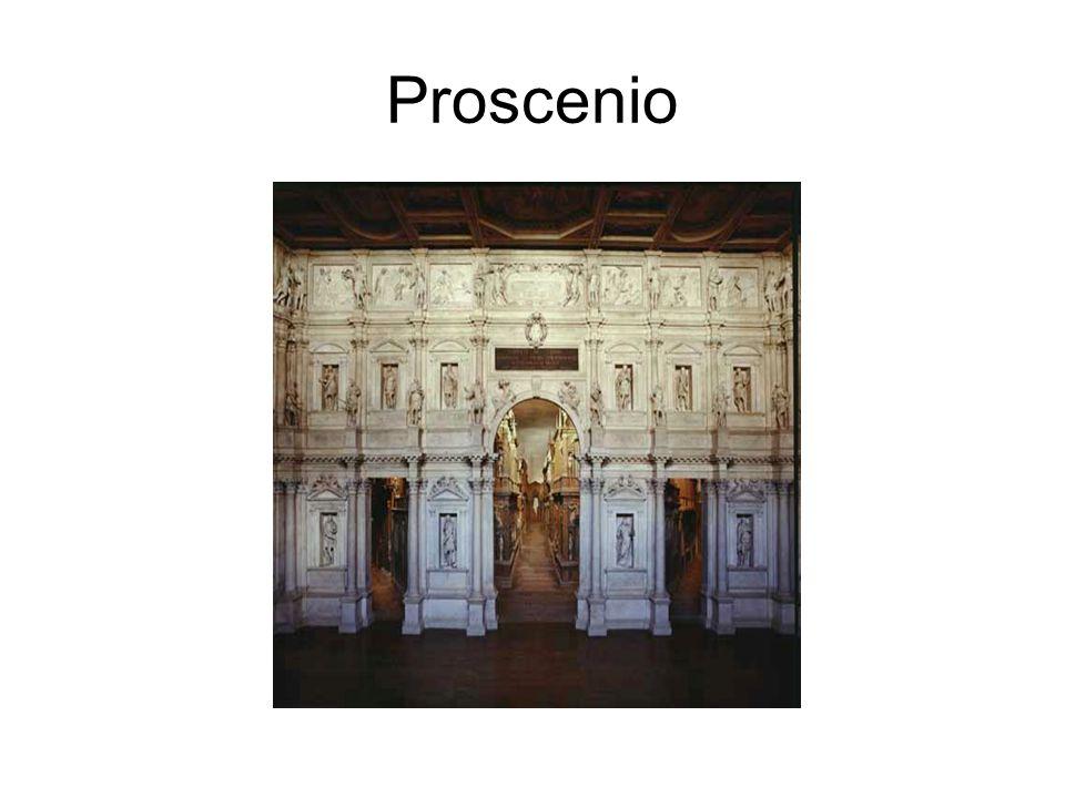 Proscenio