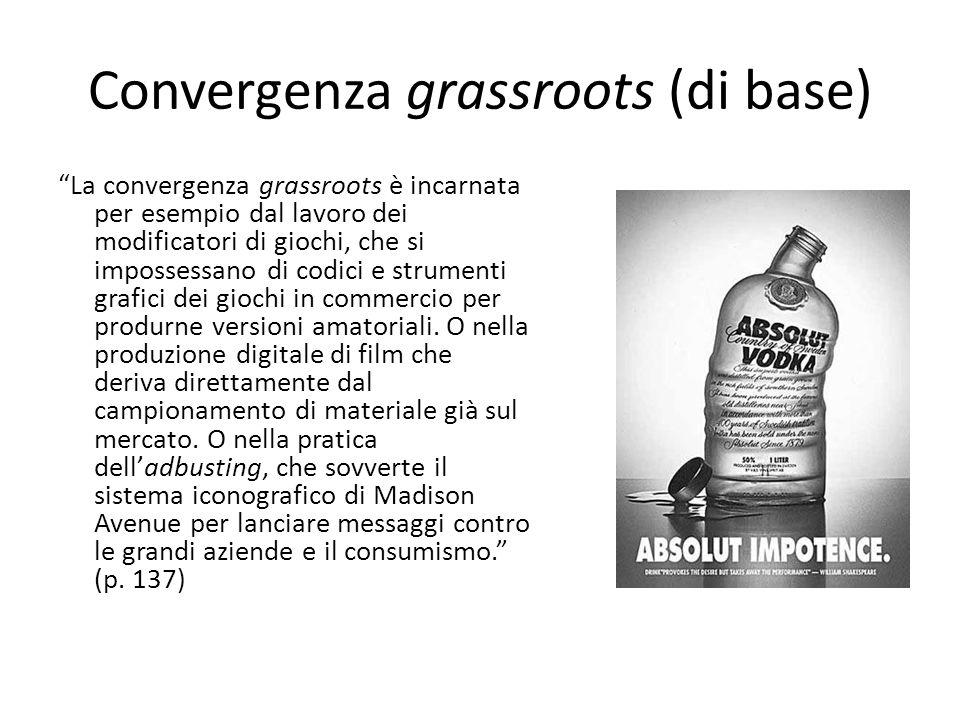 Convergenza grassroots (di base)