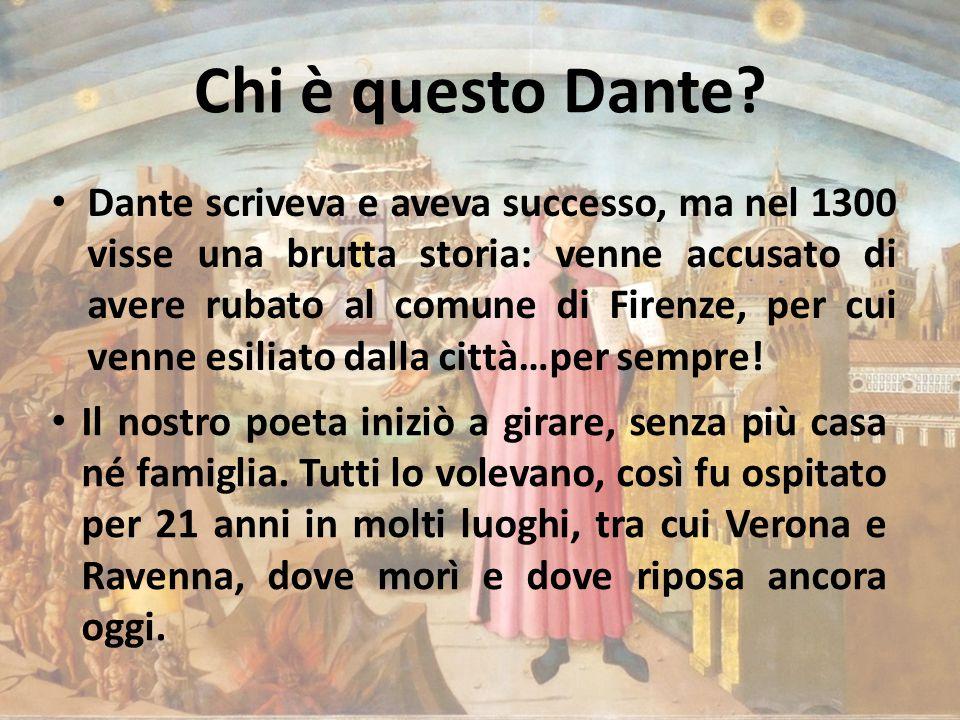 Chi è questo Dante