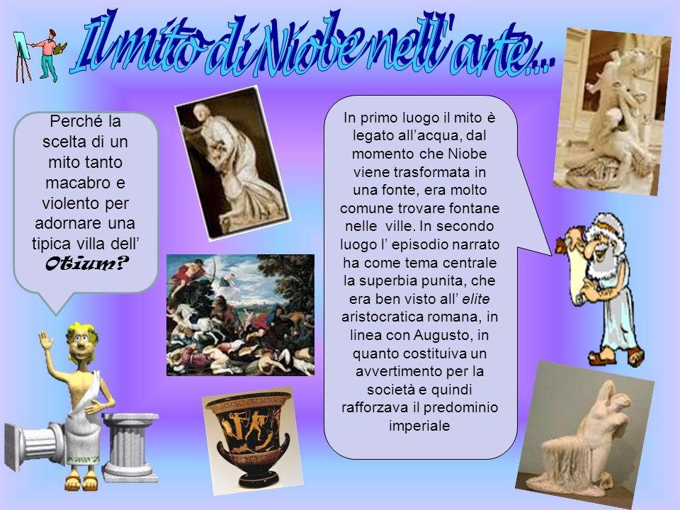 Il mito di Niobe nell arte...