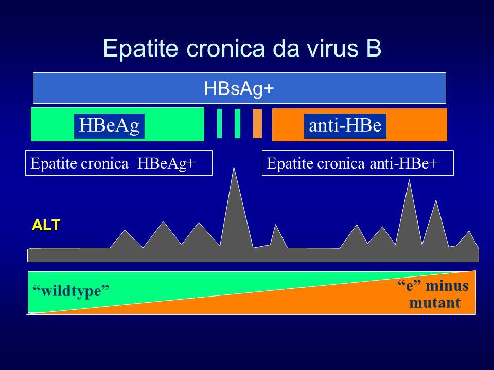 Epatite cronica da virus B