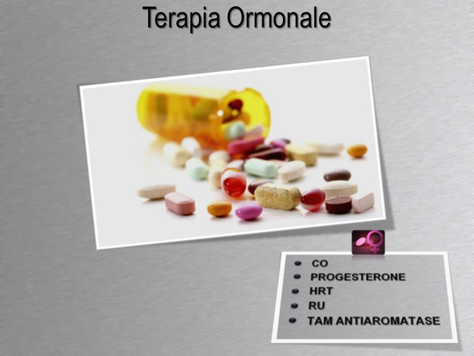 Terapia Ormonale