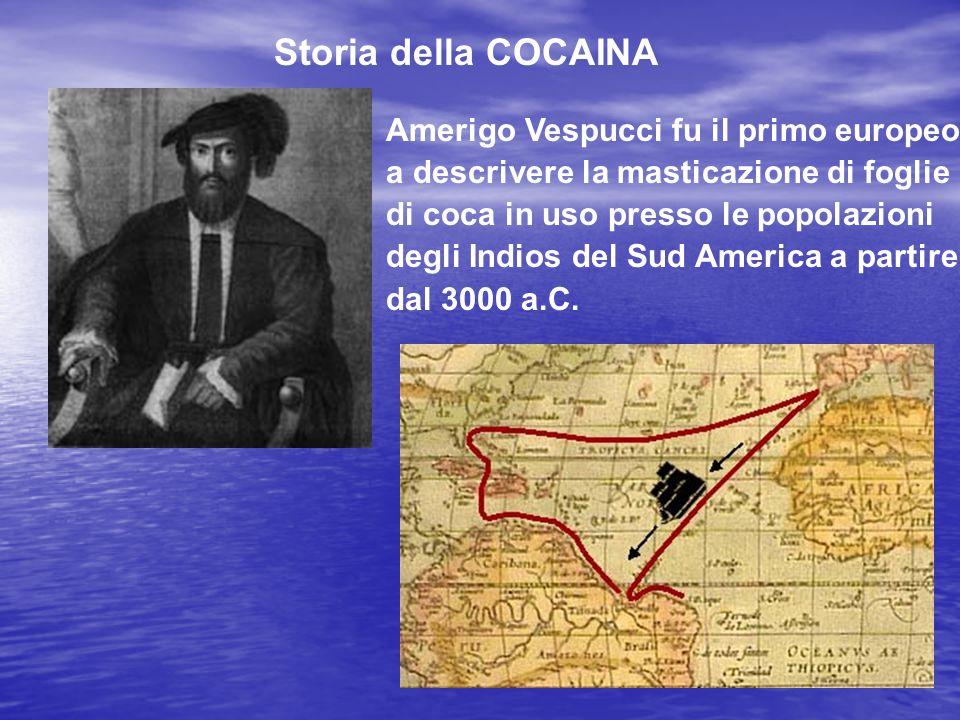 Storia della COCAINA