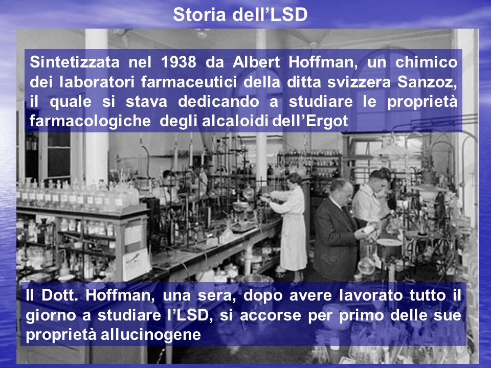 Storia dell'LSD