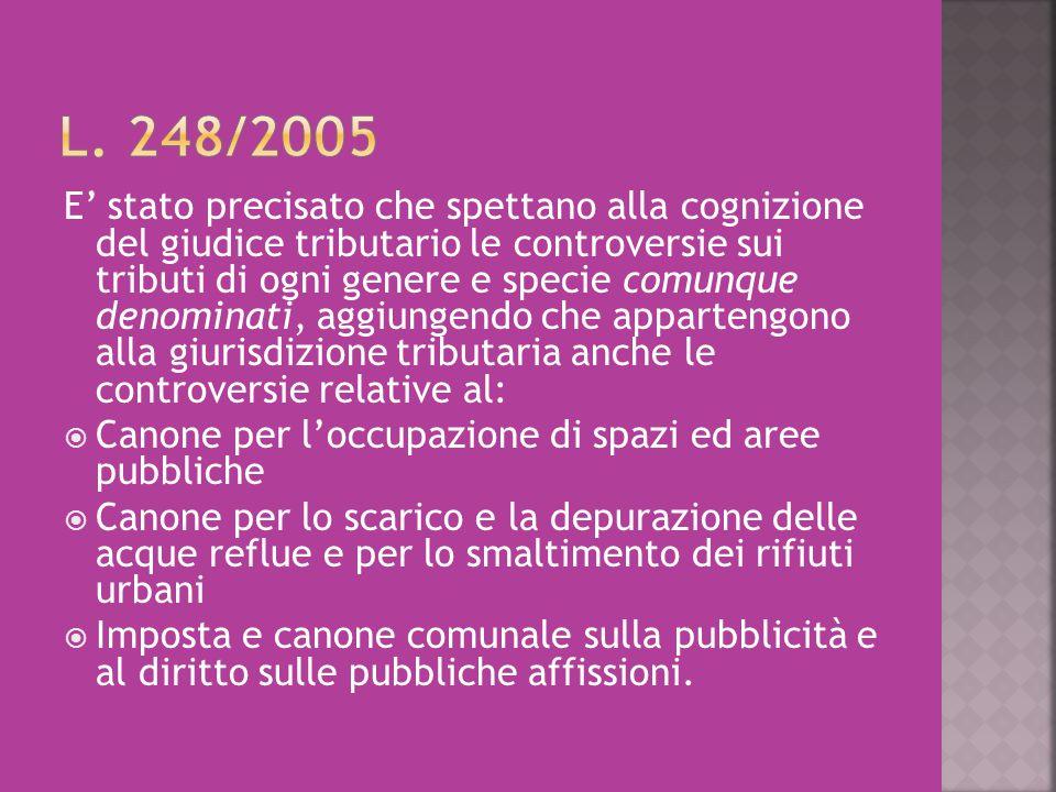 L. 248/2005
