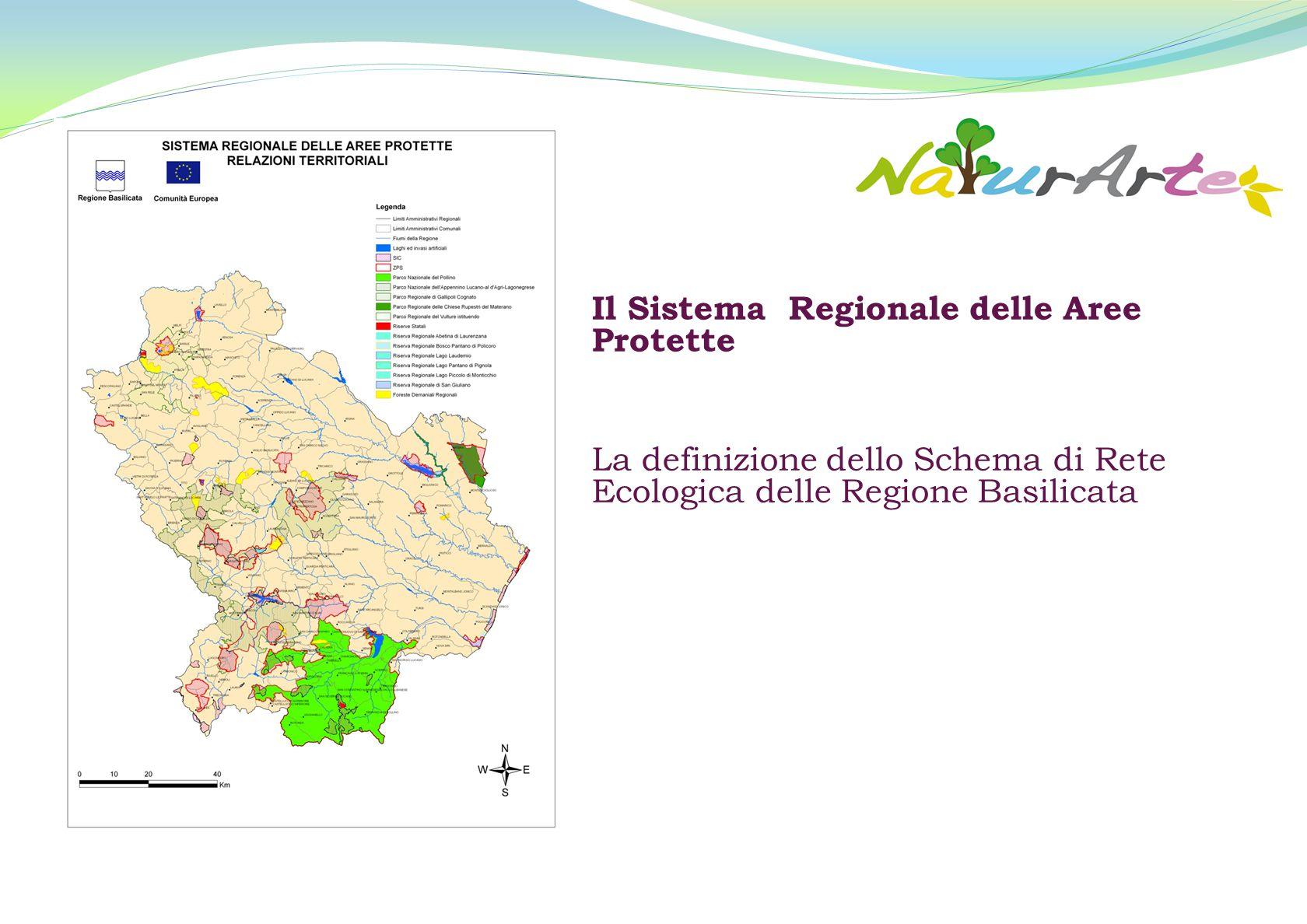 Il Sistema Regionale delle Aree Protette