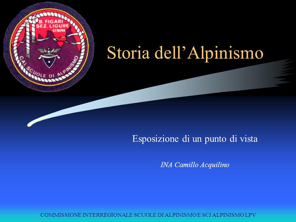 Storia dell'Alpinismo