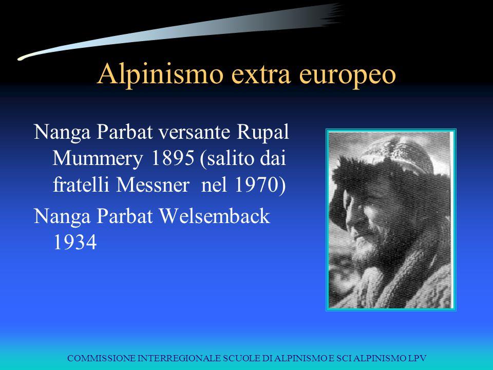 Alpinismo extra europeo