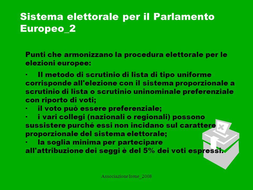 Sistema elettorale per il Parlamento Europeo_2
