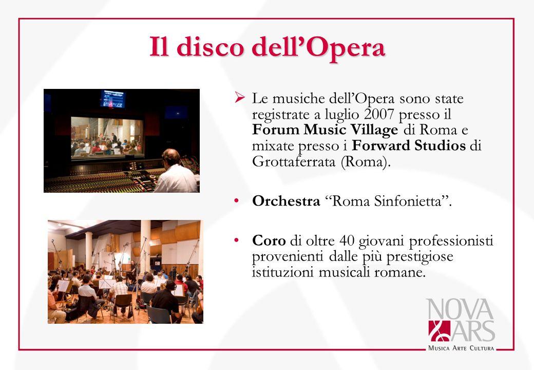 Il disco dell'Opera