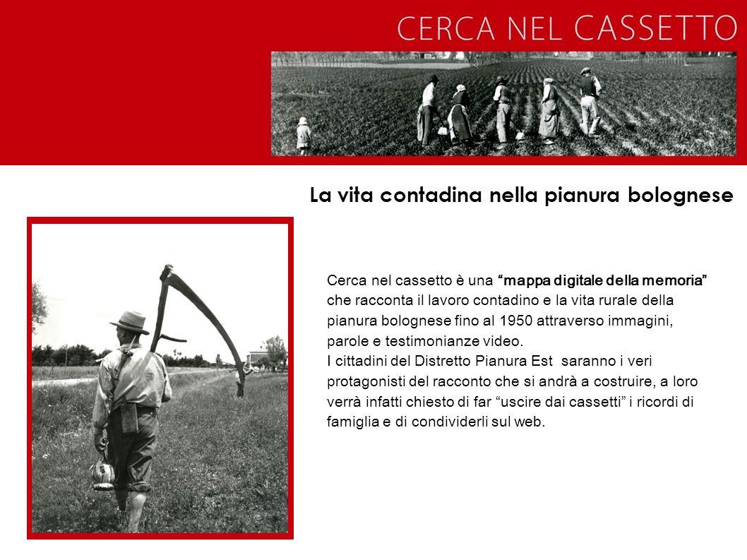 La vita contadina nella pianura bolognese