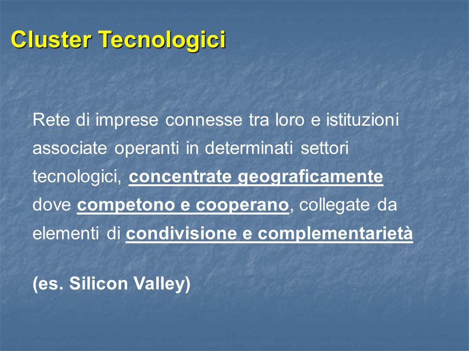 Cluster Tecnologici