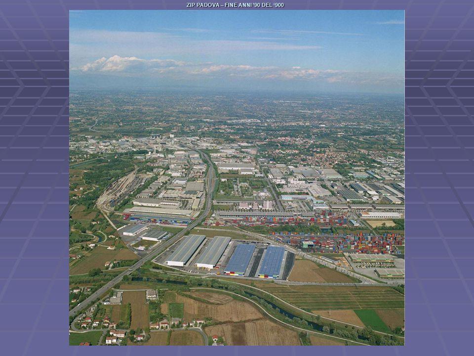 ZIP PADOVA – FINE ANNI '90 DEL '900