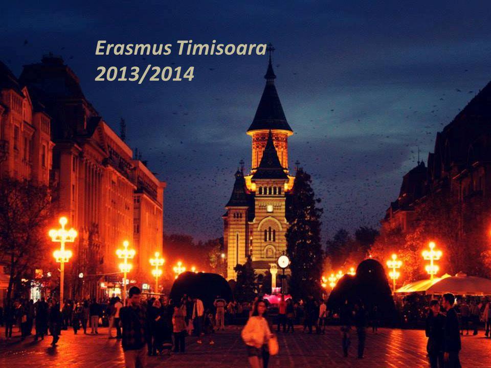 Erasmus Timisoara 2013/2014