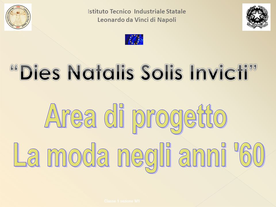 Dies Natalis Solis Invicti