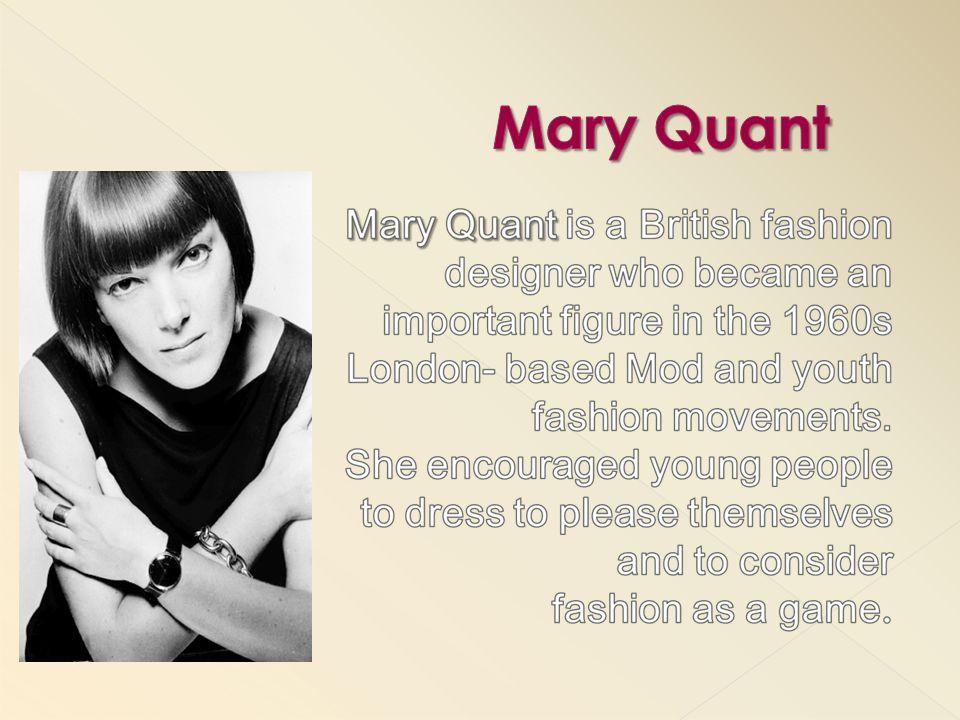 Mary Quant 21