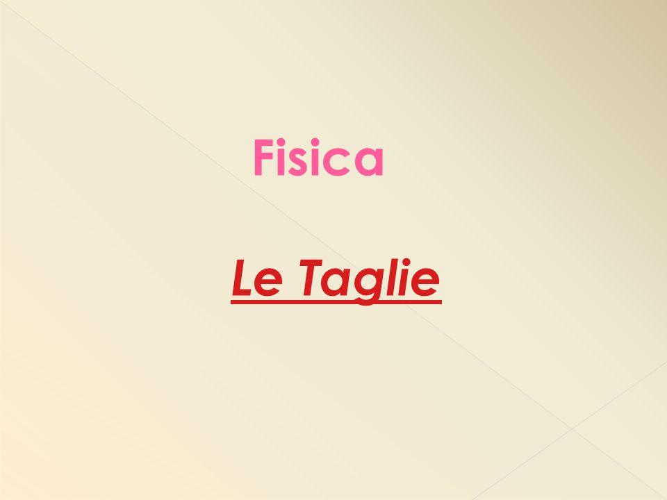 Fisica Le Taglie