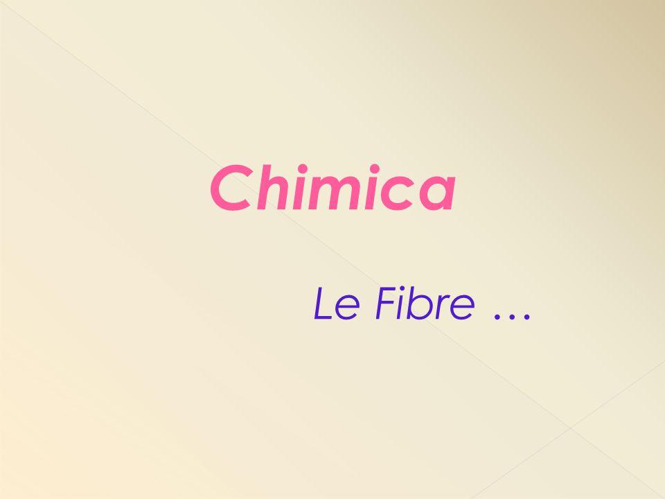 Chimica Le Fibre …