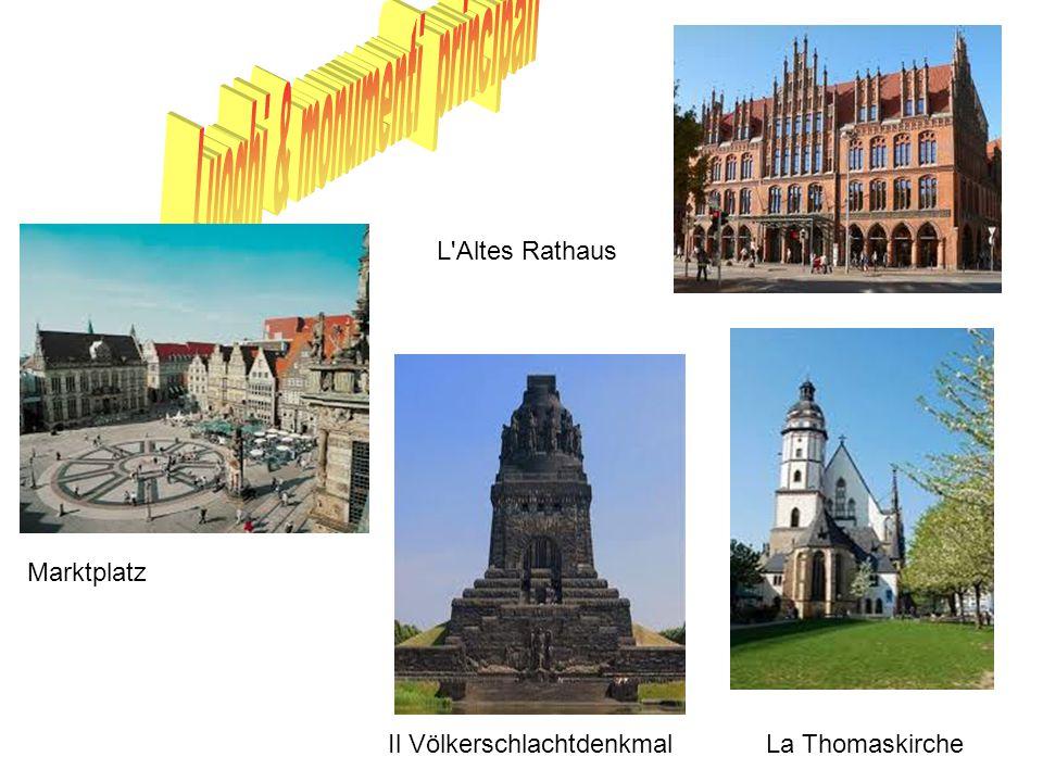 Luoghi & monumenti principali