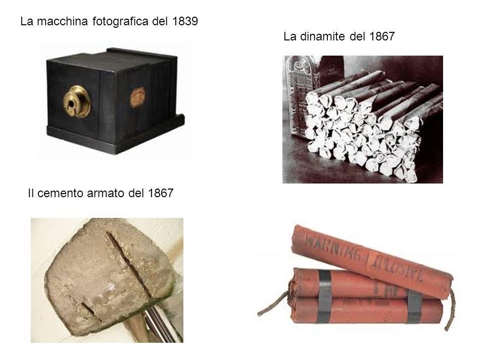 La macchina fotografica del 1839