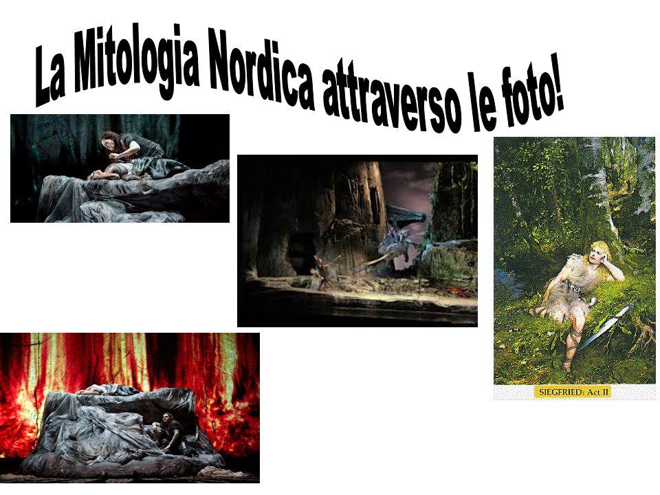 La Mitologia Nordica attraverso le foto!