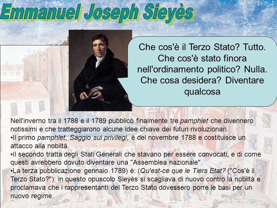 Emmanuel Joseph Sieyès