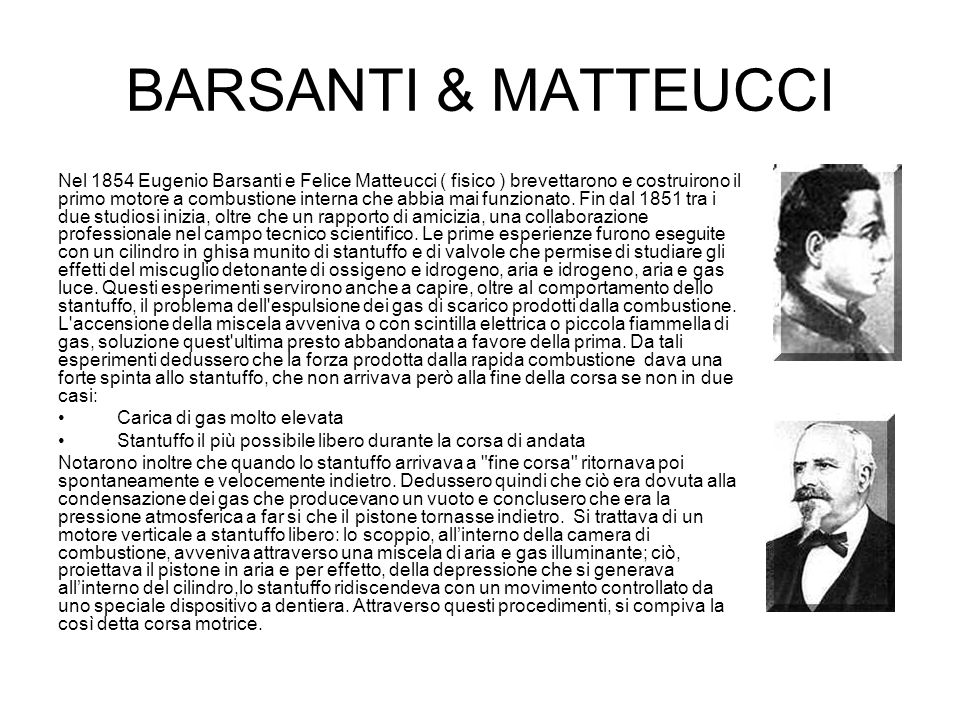 BARSANTI & MATTEUCCI