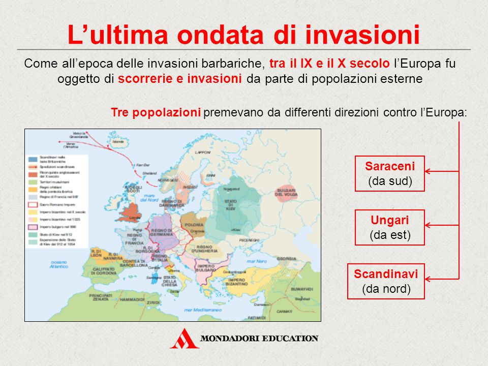 L'ultima ondata di invasioni