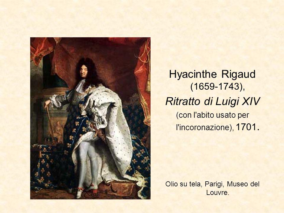 Hyacinthe Rigaud (1659-1743), Ritratto di Luigi XIV