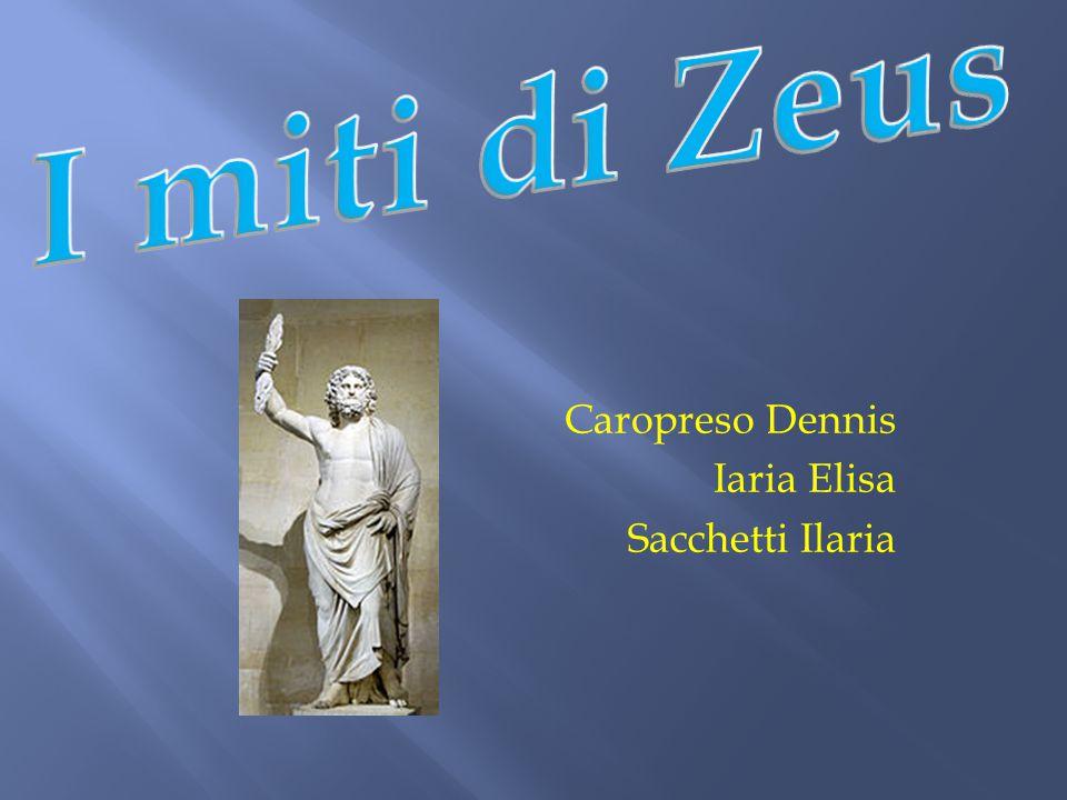 Caropreso Dennis Iaria Elisa Sacchetti Ilaria