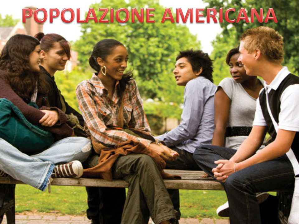 POPOLAZIONE AMERICANA