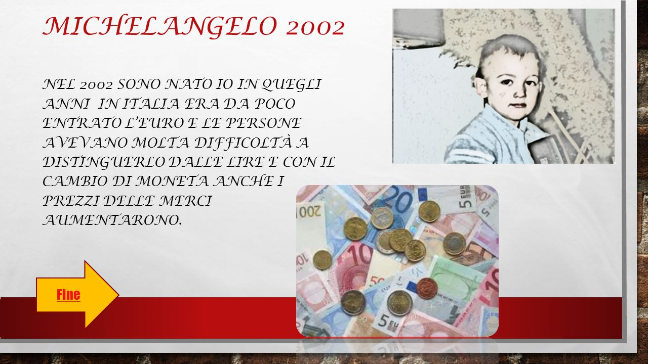 Michelangelo 2002