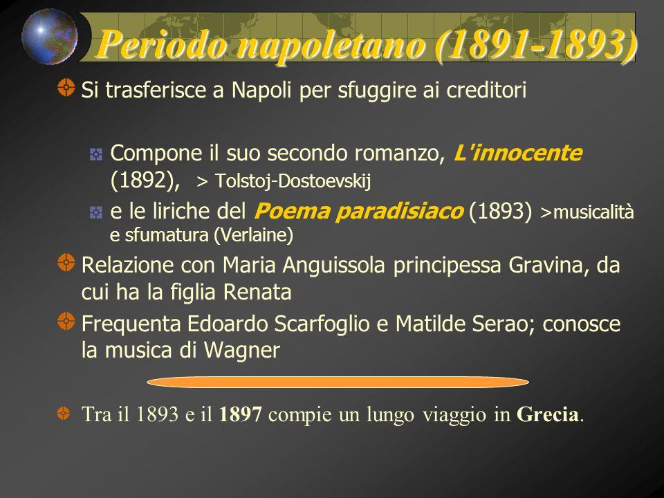 Periodo napoletano (1891-1893)