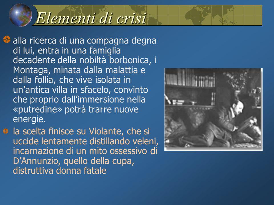 Elementi di crisi