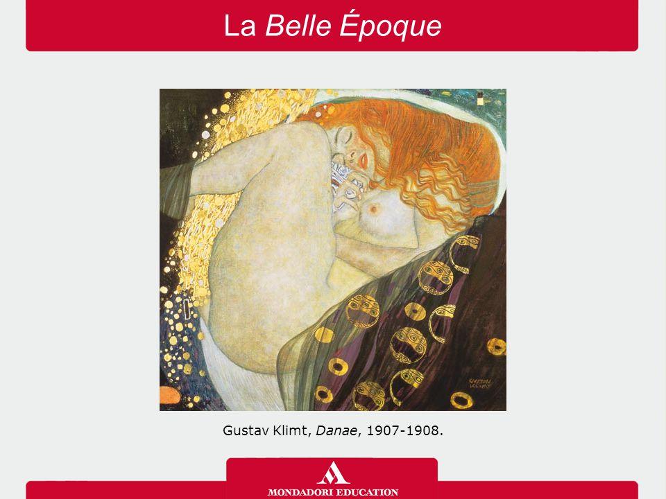 La Belle Époque Gustav Klimt, Danae, 1907-1908. 8