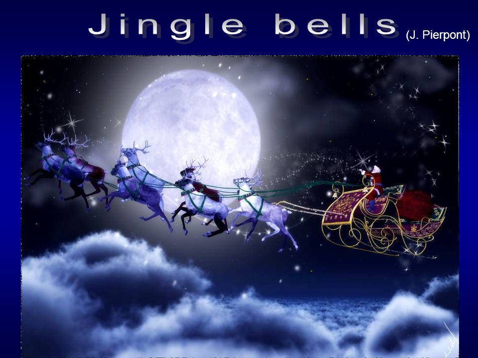 Jingle bells (J. Pierpont)