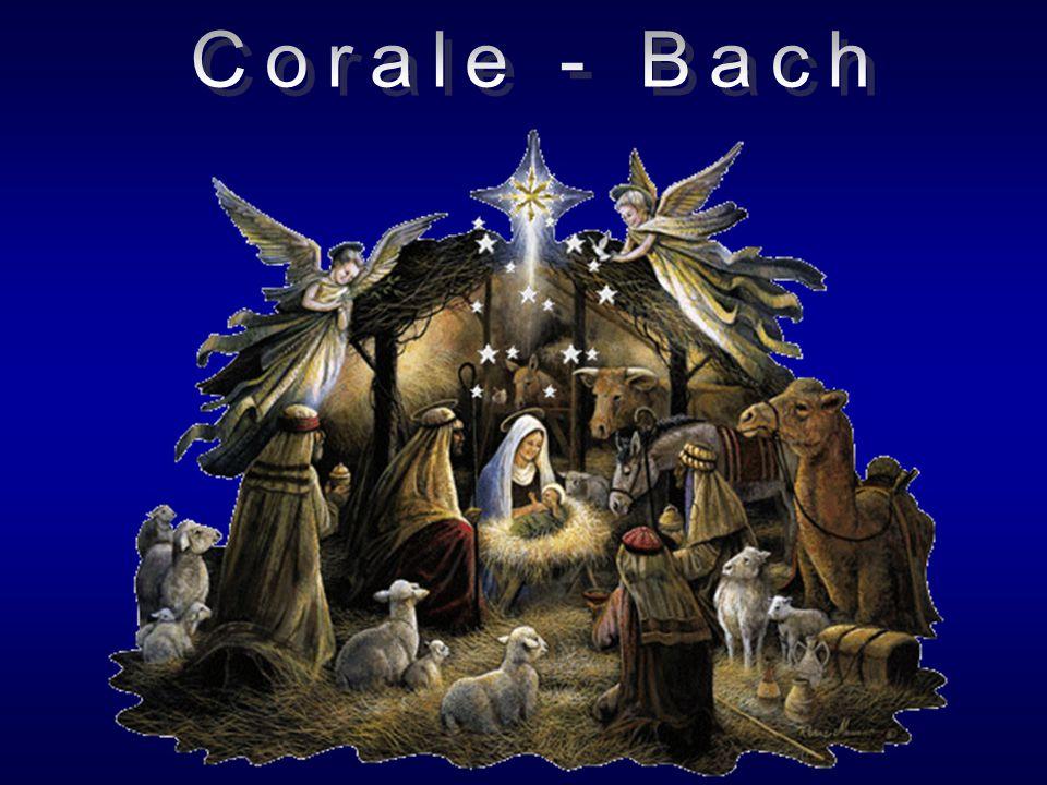Corale - Bach