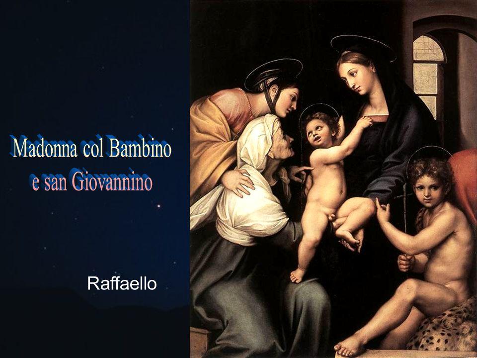 Madonna col Bambino e san Giovannino Raffaello