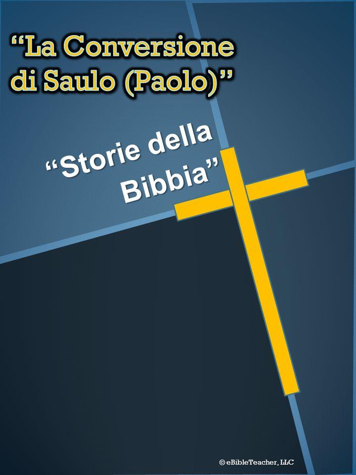 La Conversione di Saulo (Paolo)