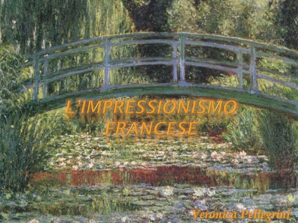 L'impressionismo francese