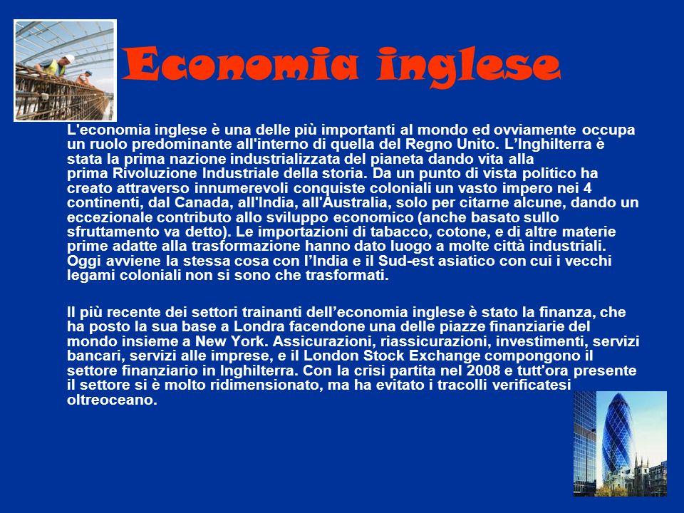 Economia inglese