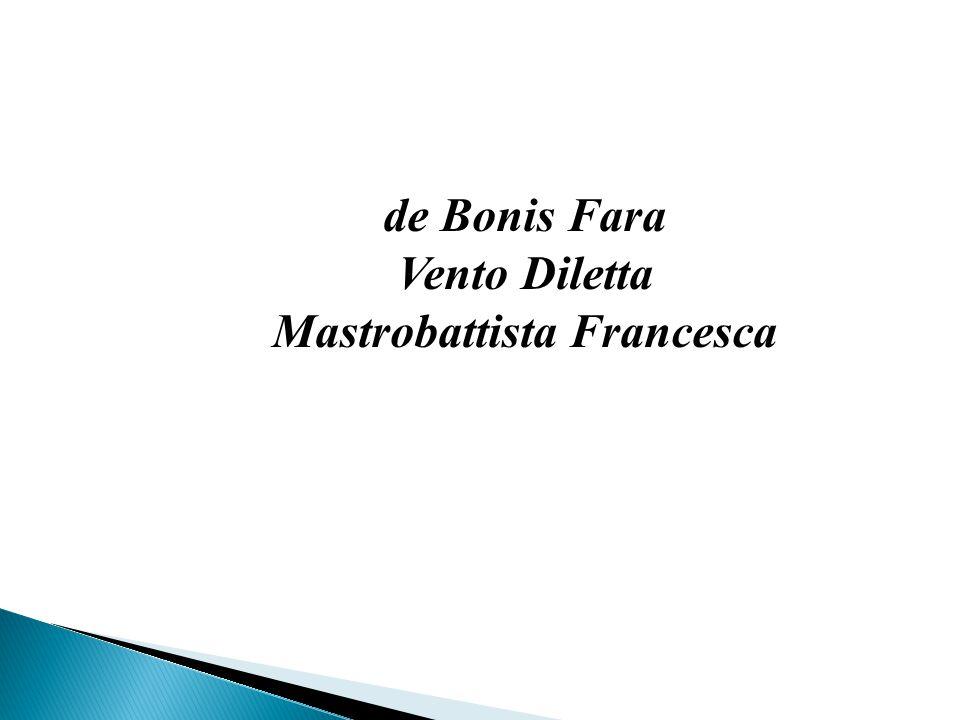 Mastrobattista Francesca