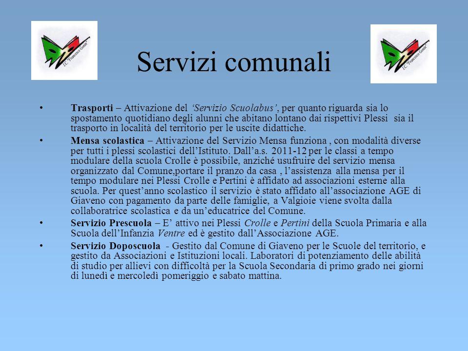 Servizi comunali
