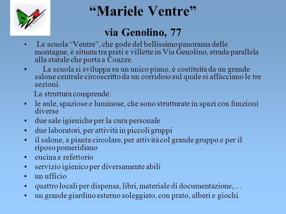 Mariele Ventre via Genolino, 77