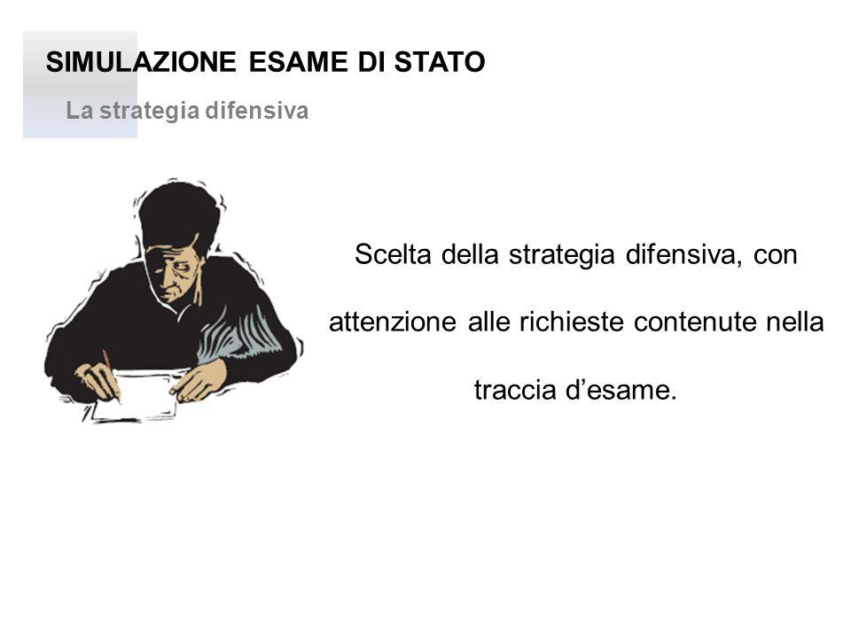 SIMULAZIONE ESAME DI STATO