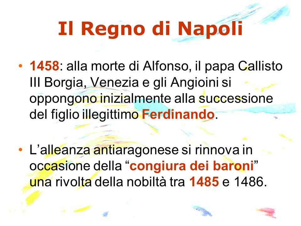 Il Regno di Napoli