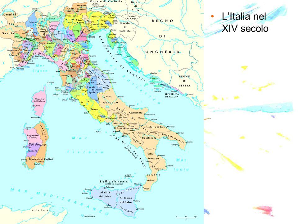 L'Italia nel XIV secolo