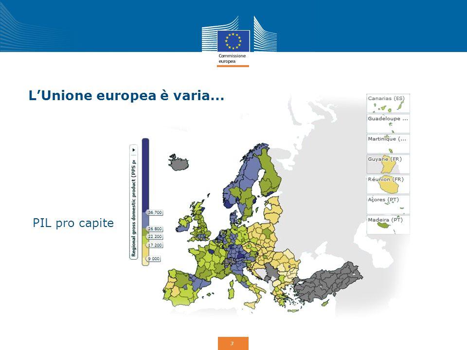 L'Unione europea è varia...