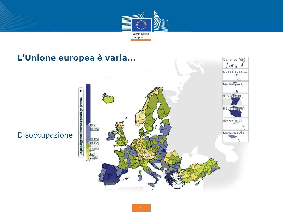 L'Unione europea è varia…